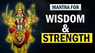 दुर्गा मंत्र Shakti Mantra : The Most Powerful Durga Mantra ❯ MAGICAL  DURGA MANTRA