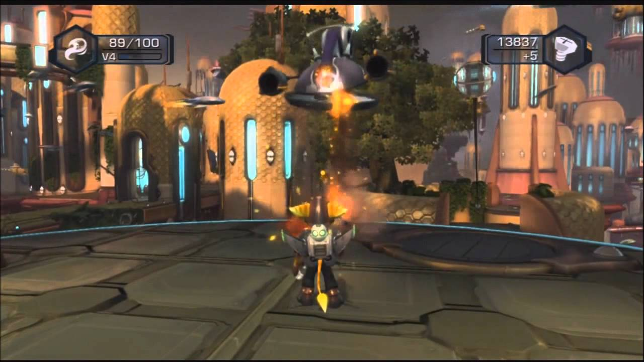 Ratchet Clank Future Tools Of Destruction Walkthrough Part 5