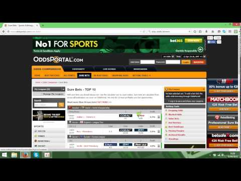 Arbitrage betting System How to beat bookies.