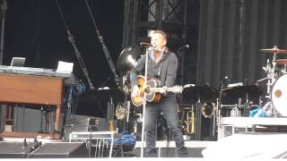 This Hard Land, Bruce Springsteen special acoustic pre-show in Napoli 23.05.2013,