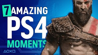 7 Most Amazing PS4 Moments Everyone Needs To Experience