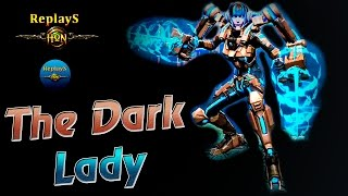 HoN - Without lines! - The Dark Lady - n1ght`fury 1857 MMR
