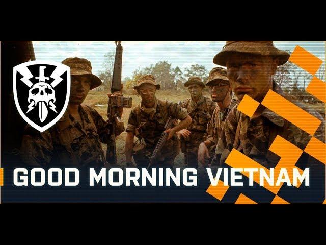 GOD MORNING VIETNAM.LIVE.@SquadAlpha_es.#ARMA3#LIVE#MILSIM