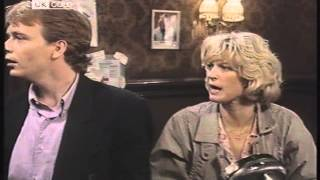Ian Beale Headbutted In The Queen Vic (15th October 1992)