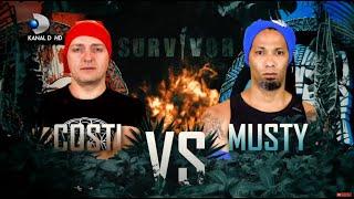 Survivor - Revenire spectaculoasa a FAIMOSILOR! Costi aduce un punct important si reduce diferenta!