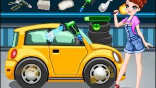 Мультик игра Автомойка для моды (Car Wash for Fashion)