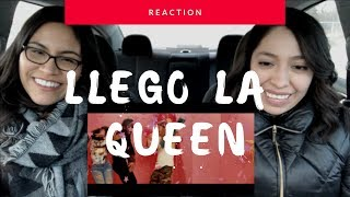 Ivy Queen | Llego La Queen (Official Video) Reaction | The Millennial Chisme Video