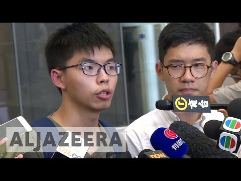 Hong Kong student activist deported from Thailand