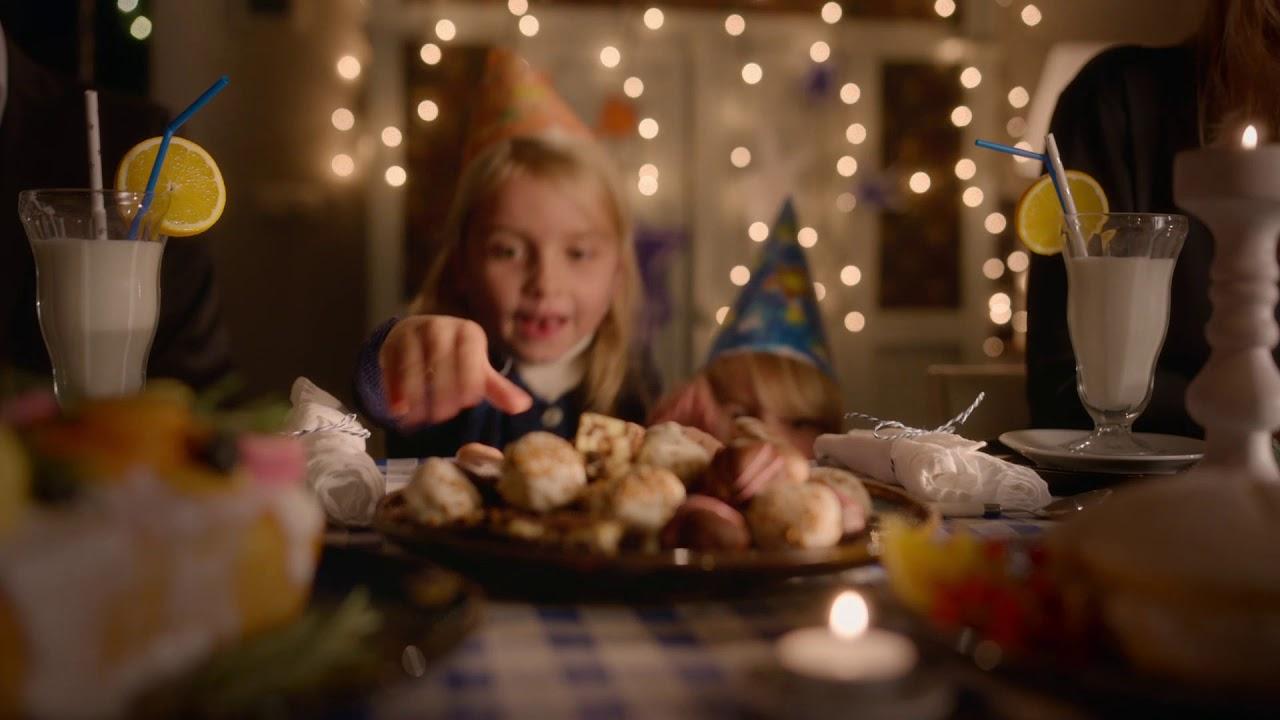 Lidl: Feest in 't land met Delicieux! - Kerstcommercial