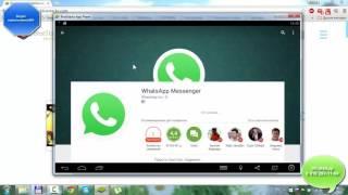 Как скачать и установить WhatsApp на компьютер бесплатно  WhatsApp на PC Подробная инструкция