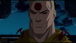 Профессор Зум пережил выстрел Бэтмена