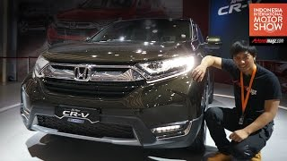 Video FI Review Honda CR-V Turbo Prestige 2017 CKD Indonesia by AutonetMagz download MP3, 3GP, MP4, WEBM, AVI, FLV September 2017