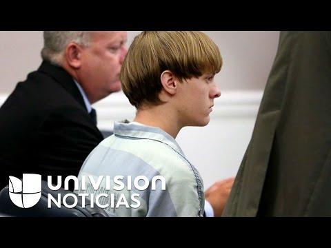 Fiscalía acusa a Dylan Roof de ejecutar un ataque racista planeado, con alevosía y frialdad