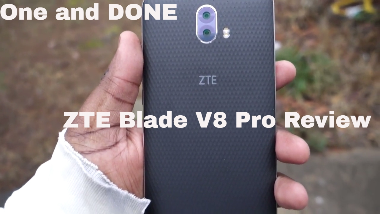 one and done zte blade v8 pro review youtube. Black Bedroom Furniture Sets. Home Design Ideas