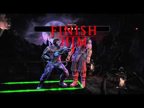 Mortal Kombat X - Kano Stage Fatality Inputs
