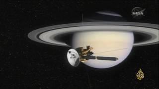 هذا الصباح-المركبة الفضائية كاسيني تنهي مهمتها إلى كوكب زحل