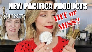 FOUNDATION FEATURED | New Pacifica Alight (Concealer and Powder too)