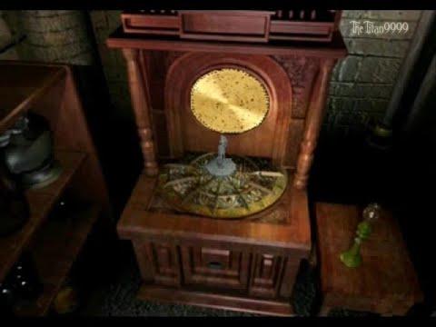 Resident Evil 3, Némesis (PSX) - Solución al puzzle 5, Caja de música