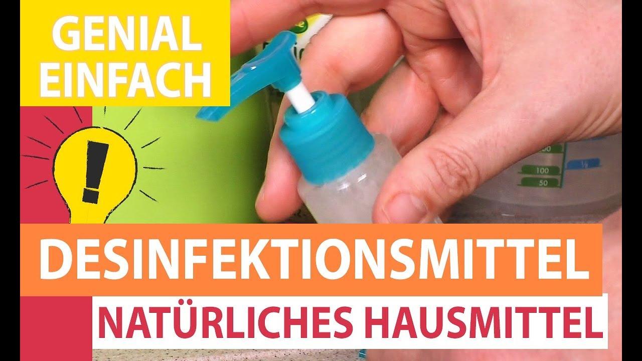 Desinfektionsmittel Ausverkauft