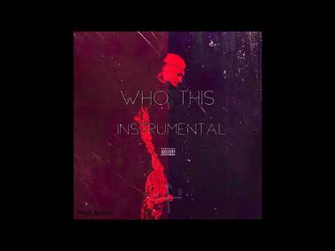 Chris Brown  Who This INSTRUMENTAL CDQ  Prod Barral
