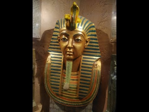 LUCKNOW ZOO PART 3 EGYPTIAN MUMMY MUSEUM