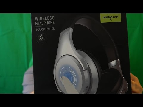 Unboxing the Zealot B21 Wireless Headphones Quick First Impressions