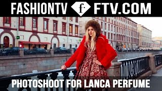 Video Shoot for Lanca Perfume by Andy Fiord Production | FashionTV