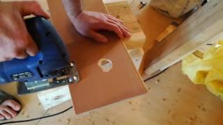 видео Как просверлить отверстие в трубе: пошаговая инструкция