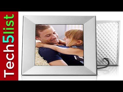 TOP 3 : Best Digital Photo Frames In 2019 - YouTube