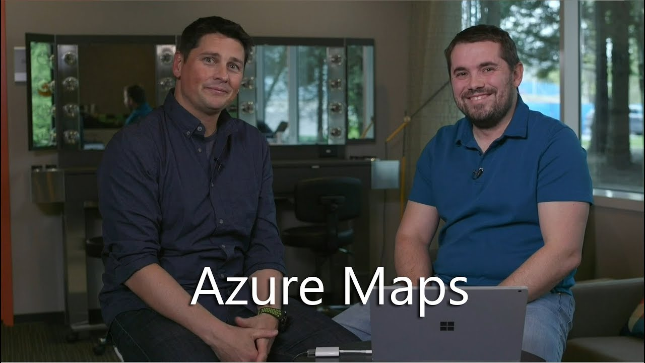 Internet of Things: Azure Maps aus Entwicklersicht