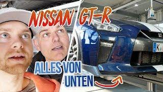 Das Besondere UNTERM Nissan GT-R R35 erklärt!