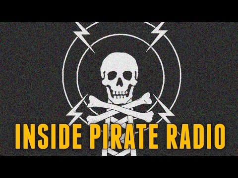 Inside Pirate Radio [1990] Documentary