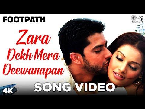 Zara Dekh Mera Deewanapan Song Video - Footpath | Aftab, Bipasha Basu | Udit Narayan, Alka Yagnik
