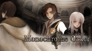 RPG Monochrome Order (by Kotobuki Solution Co., Ltd.) IOS Gameplay Video (HD) screenshot 5
