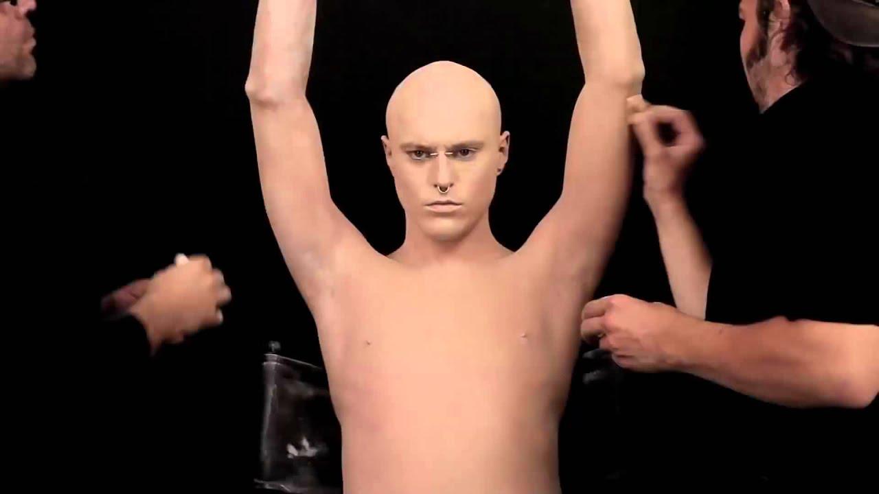 Dermablend Y El Hombre Más Tatuado Del Mundo Youtube