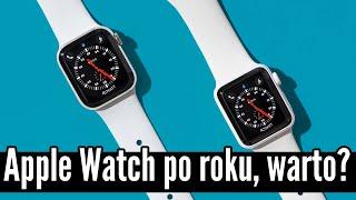 Apple Watch 4 po roku. Warto kupować?