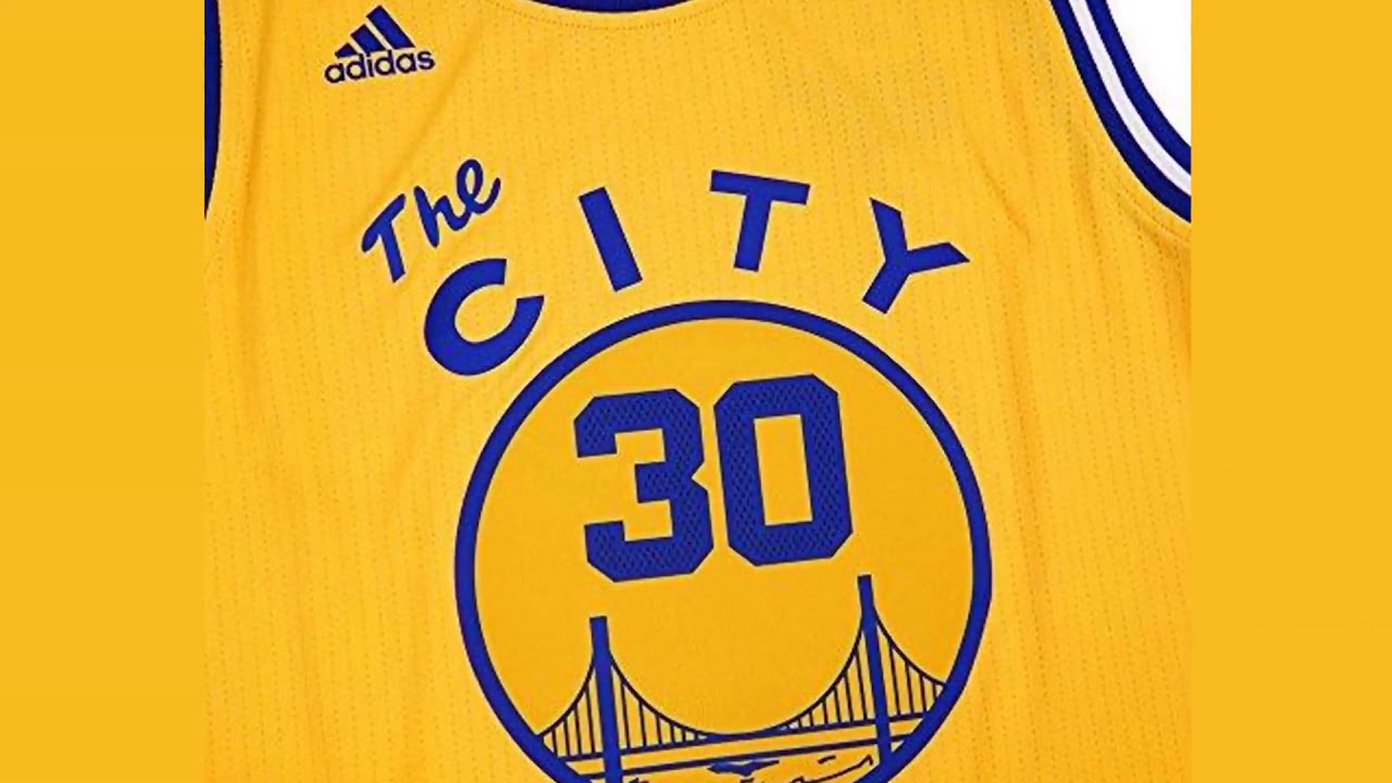 bd06de3b7ed Stephen Curry Golden State Warriors Adidas Hardwood Classics Nights  Swingman Jersey (Gold) Medium