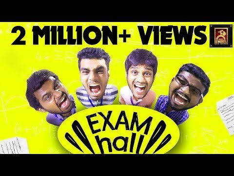 Every Exam Hall | Random Videos #4 | Black Sheep