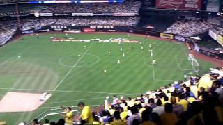 Citi field 1st soccer match 6/7/11