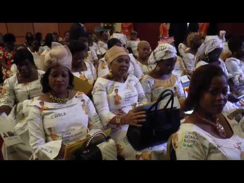 Cameroon Women Business Leaders Association (#CWBLA)