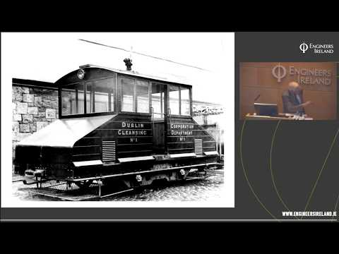 Dublin Tramways - the first generation