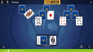 Game #30 | Microsoft Solitaire Collection May 5, 2018 Event