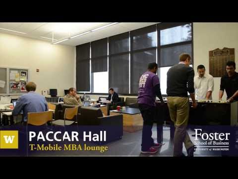 Tour the UW Foster School of Business