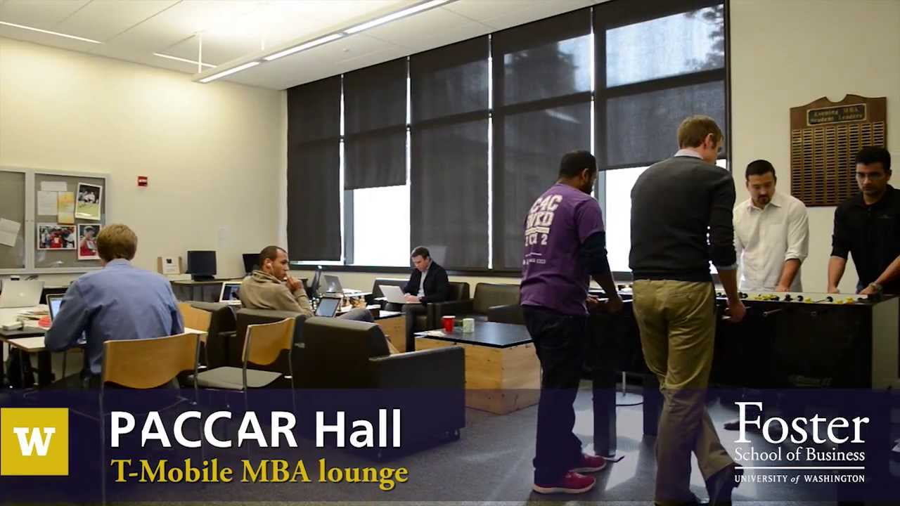 Tour the UW Foster of Business - YouTube