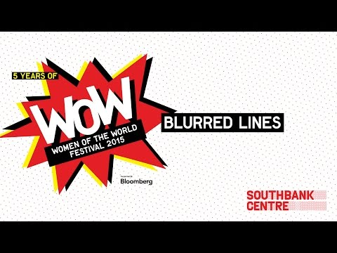 WOW 2015 | Kirsty Wark: Blurred Lines - full session