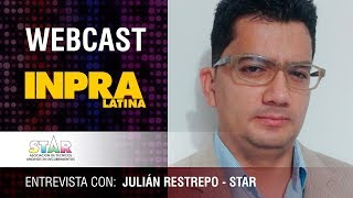 Webcast: Entrevista con Julián Restrepo - STAR