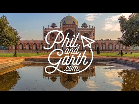 Experience a taste of Delhi, India in 60 seconds