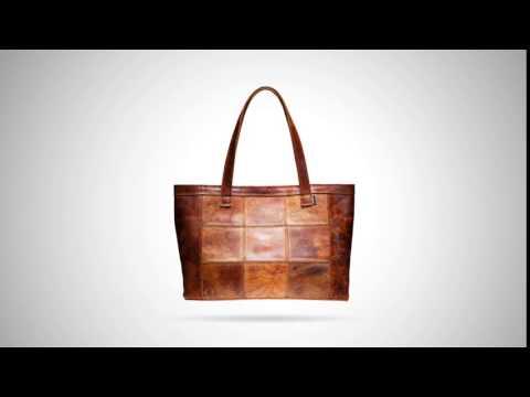 Discover our new Patchwork Shopper bag