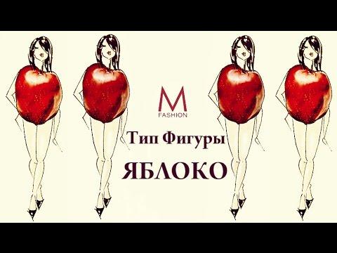 Одежда для Типа Фигуры Яблоко (Овал). Маха Одетая