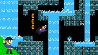 Level UP: Mario and the Waterfall Caverns